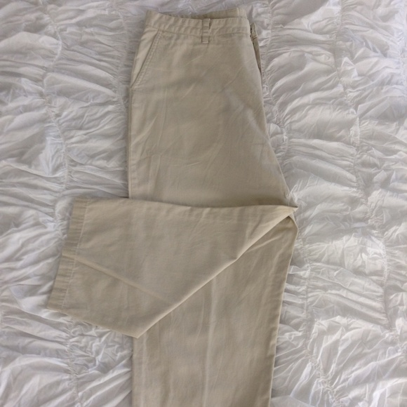Eddie Bauer Pants - Tan Dress Capri